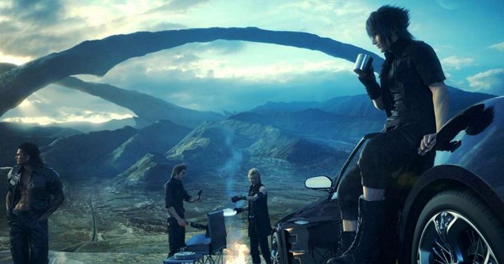 Final Fantasy 15 耐玩程度公佈:買了這款遊戲,100天之內你可能不會碰其它遊戲