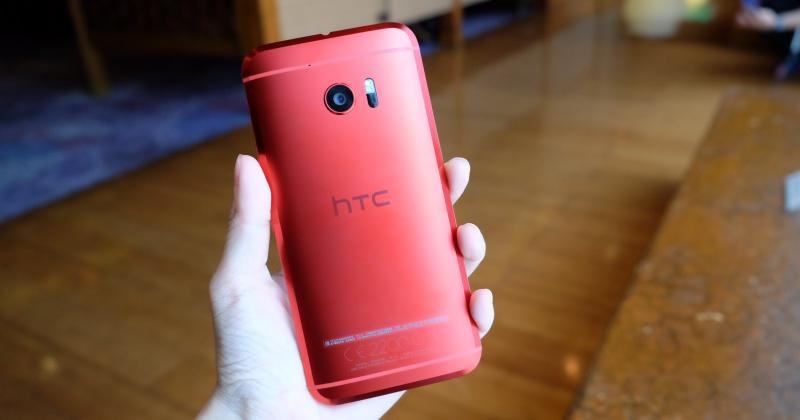 日系客製 HTC 10 夕光紅新色登場,64GB 版中華電信獨賣