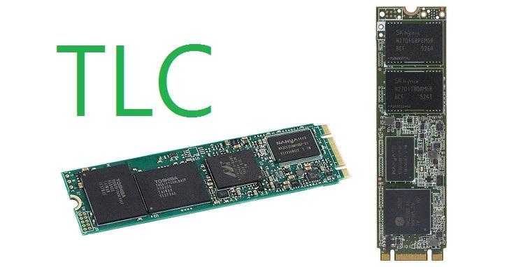 TLC 快閃記憶體應用狂潮到來,除了 2.5 吋產品 M.2 也難以擺脫