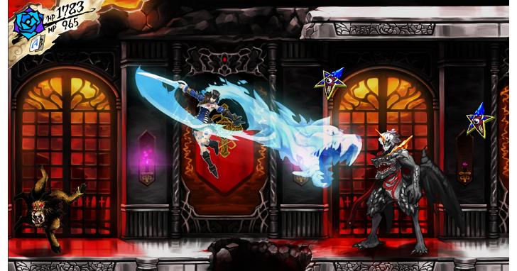 前惡魔城系列製作人新作《Bloodstained》體驗版公開,惡魔城風格完全爆發