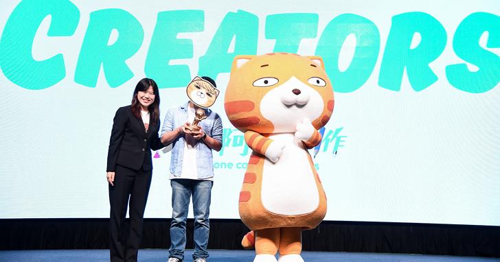 台灣創作者突破5萬人!LINE邀請「懶得鳥你」、「Jumbooka」、「臭跩貓」創作者分享貼圖故事