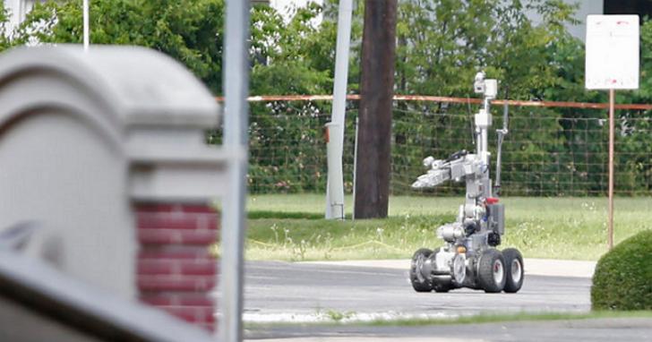 美國警察首次使用機器人擊斃槍擊案嫌犯,這對公共安全來說是好事嗎?