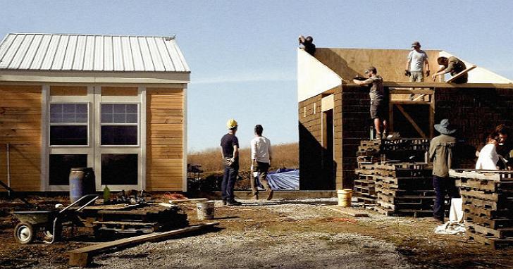 房子也能Open Source?「開放建築學院」教你建造生態房屋