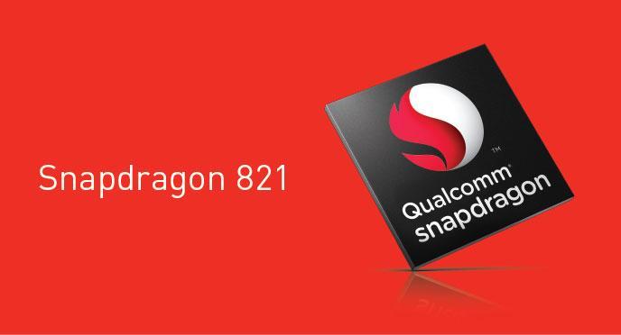 性能提升 10%,高通發表 Snapdragon 821 處理器