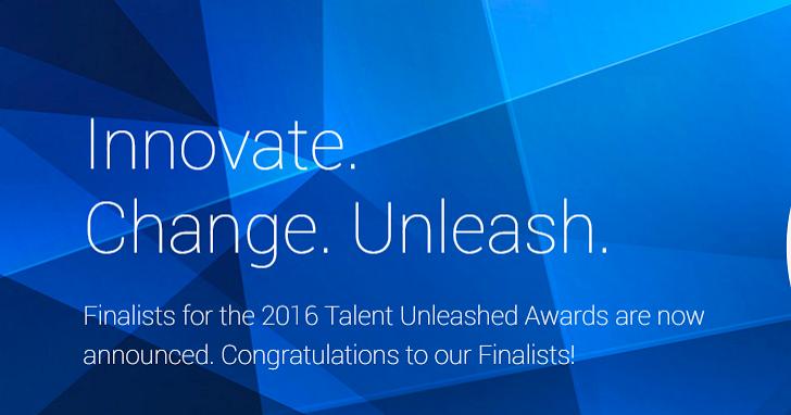 2016年Talent Unleashed Awards 決賽入圍名單揭曉,四名來自香港和馬來西亞的決賽入圍者