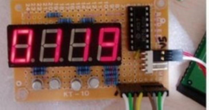 【如何設計網路計時器?】電路組立上篇