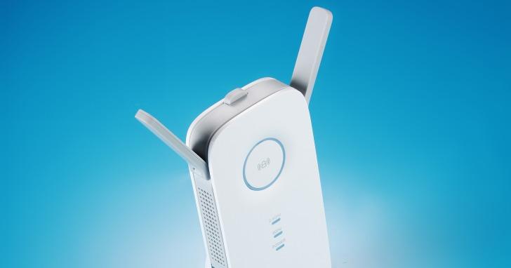 改善Wi-Fi訊號死角,TP-Link RE450 Wi-Fi 範圍擴展器