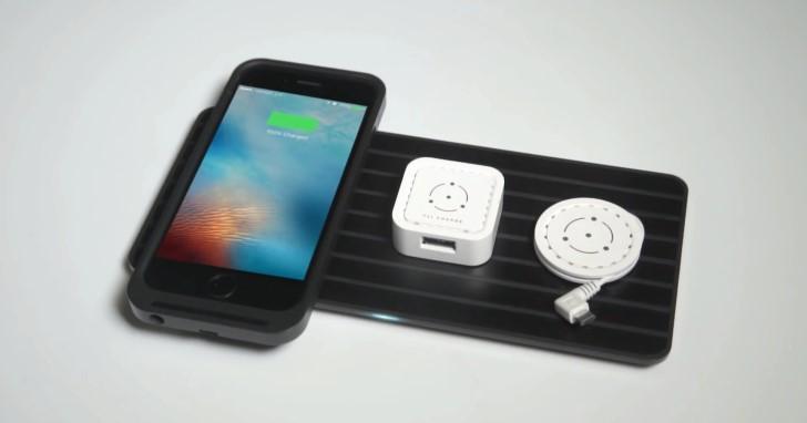 「偽」無線充電再一發,FLI Charge無方向性即擺即充