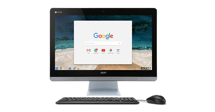 適合大小朋友的低價簡易 AIO 電腦,Acer Chromebase 24 正式上市