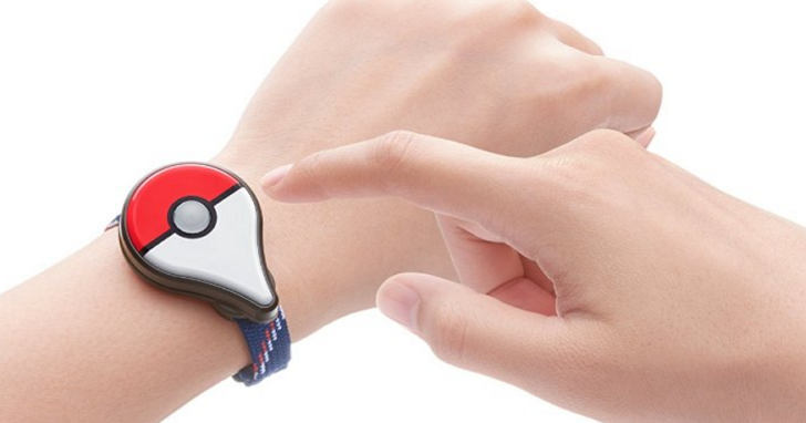 雖然還不能上街抓神奇寶貝,但或許你可以先戴好Pokémon Go Plus 手環