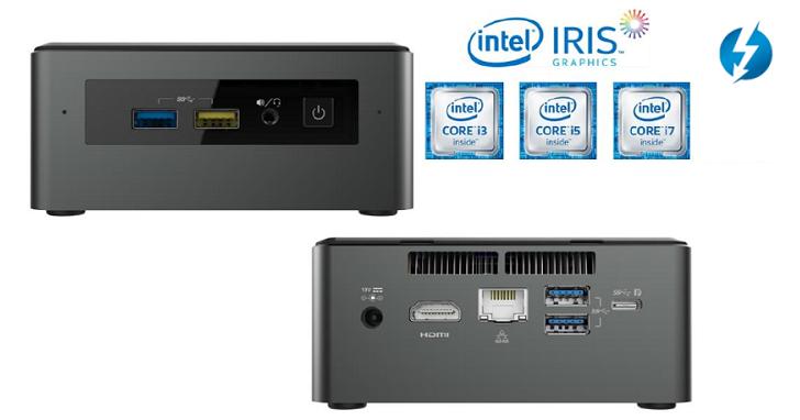 Intel 下一代 NUC 規格外傳,採用 Kaby Lake 平台並配備 Thunderbolt 3