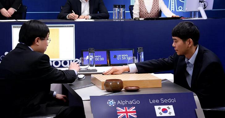 不戰而勝!圍棋冠軍易主,AlphaGo 正式登上天下第一寶座