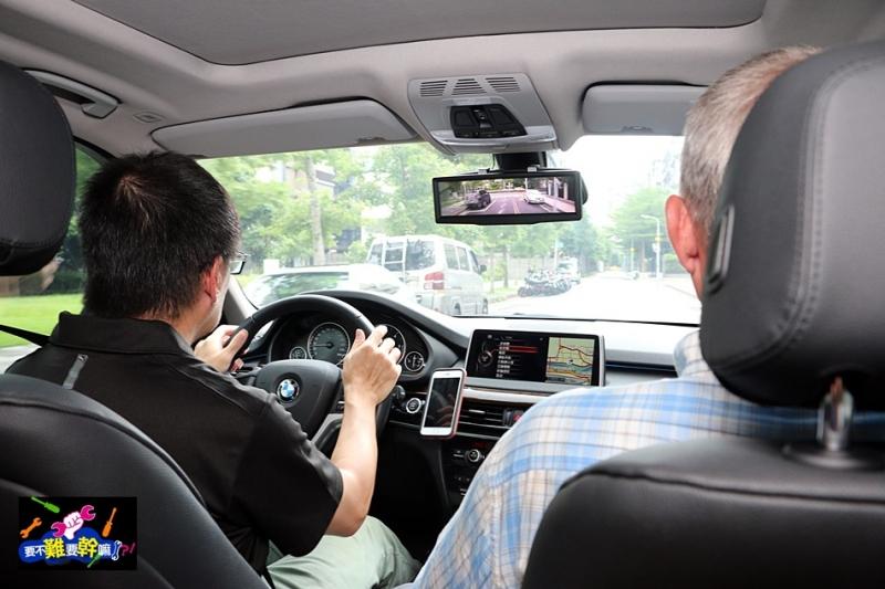 後方視野也得「眼見為憑」,數位化智慧車內後視鏡是否真的實用?