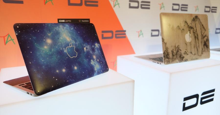 德誼 DE 與勤美信合作推「三保」服務,Mac 包膜 1,990 元起