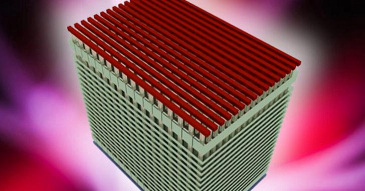 傳 Toshiba 可能超前 Samsung,率先量產 64 層堆疊 3D 快閃記憶體
