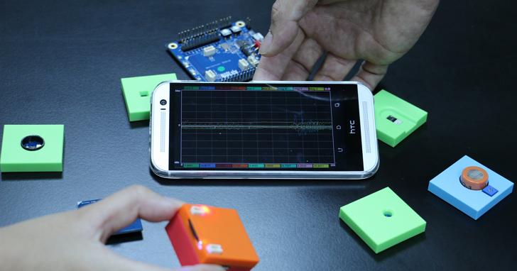 國產 MorSensor 無線感測積木,用另一種方式實現創意模組化