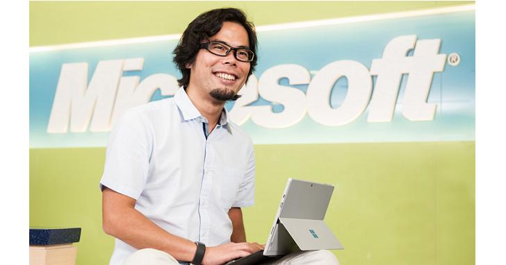 台灣微軟首位日籍行銷事業群總經理上任,磯貝直之 將協助推動企業數位轉型