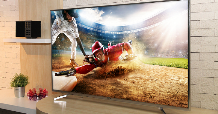 BenQ宣佈大型液晶全面導入4K HDR技術,今年第四季就能見到國產4K HDR電視