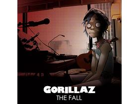 一邊巡迴一邊玩,用 iPad 做一張 Gorillaz 新專輯