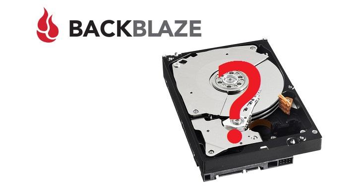 BackBlaze 公布 2016 年第二季硬碟妥善率數據,參考價值或許為零