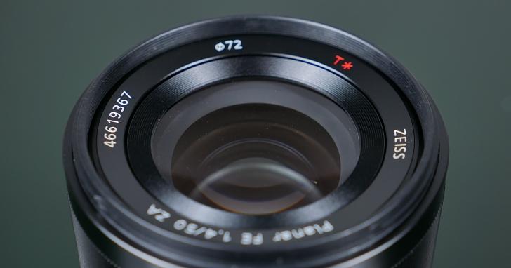 標準鏡頭的素質典範:Sony Planar FE 50mm F1.4 ZA 評測