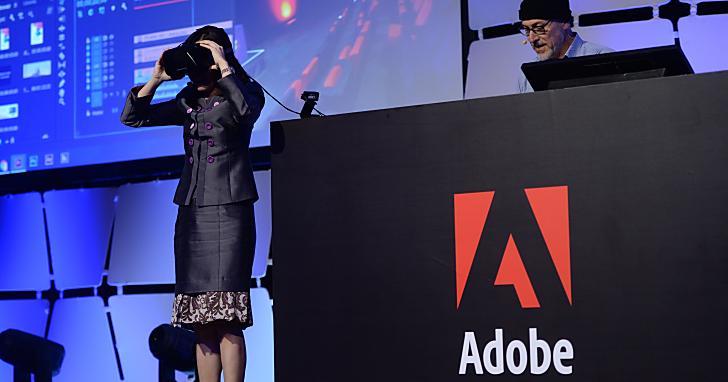 Adobe Symposium 2016宣佈將在行銷領域搶攻虛擬實境市場