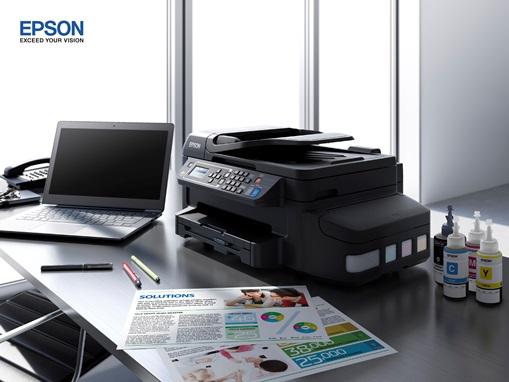 Epson 世界首創原廠連續供墨印表機 席捲全球熱銷突破 1,500 萬用戶