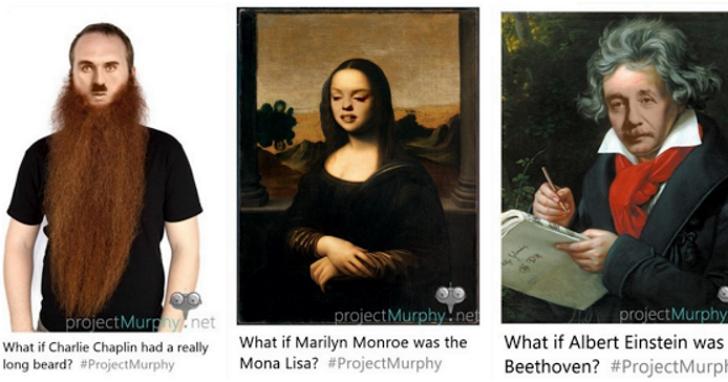如果我的臉長在蒙娜麗莎臉上怎麼樣?微軟派出「換臉」機器人Murphy告訴你
