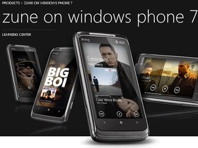 微軟版的 iTunes:Zune Software for Windows Phone 7 試玩