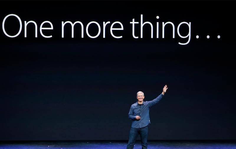 Tim Cook 認了!蘋果即將跨足 AR 領域