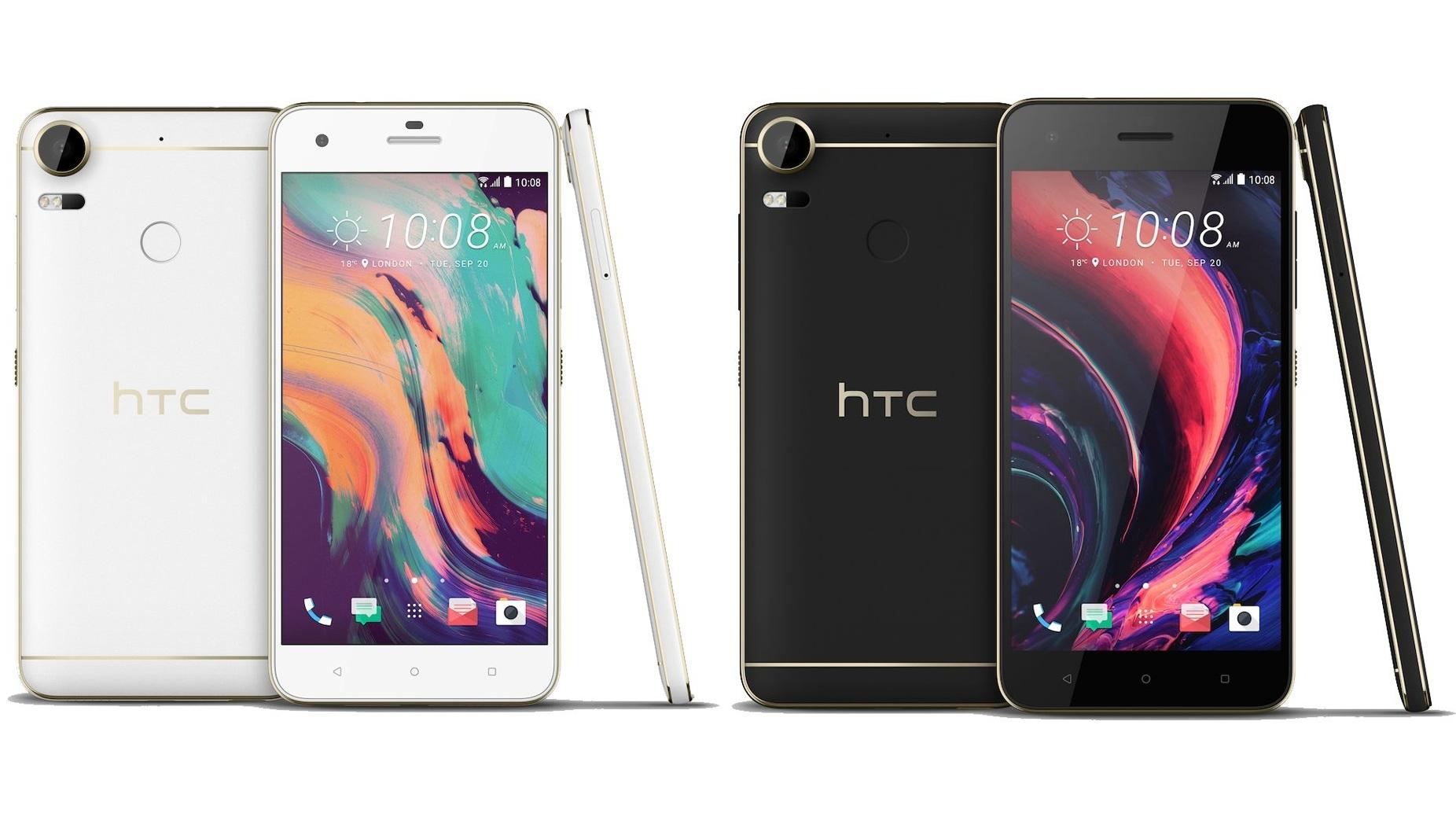 HTC Desire 10 Pro 渲染圖出現,可能於 9 月底發表