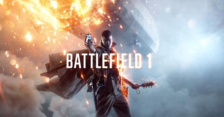 戰地風雲 1 遊戲影片釋出,玩家可操縱第一次世界大戰雙翼螺旋槳機與坦克始祖