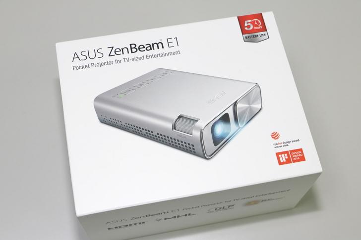 未開賣搶先評測,華碩最新掌中投影神器ZenBeam E1