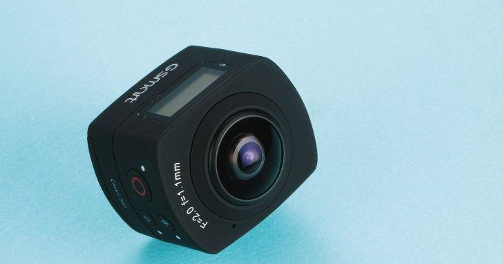 GSmart 36Omnia- 輕便隨身運動攝影機