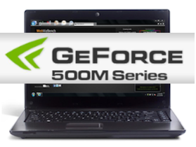 CES 2011:Sandy Bridge 良伴 NVIDIA GeForce 500M