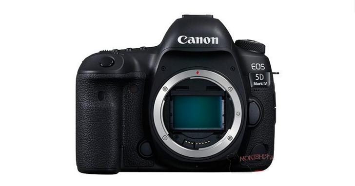 Canon 5D Mark IV 即將推出?更多照片與詳細規格釋出
