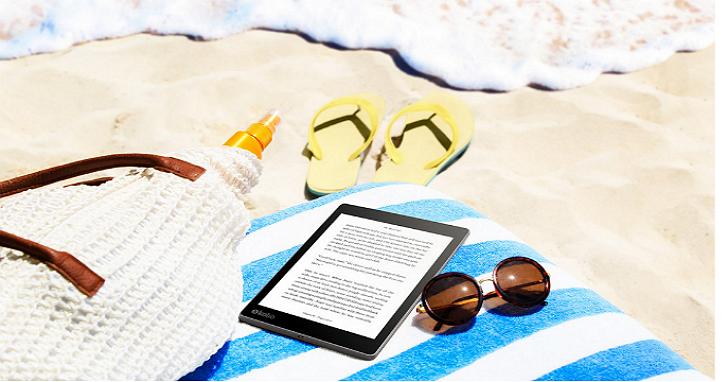 樂天電子書Auro One強打防水降藍光,價格比Kindle Oasis便宜60美元、最快年底前進軍台灣