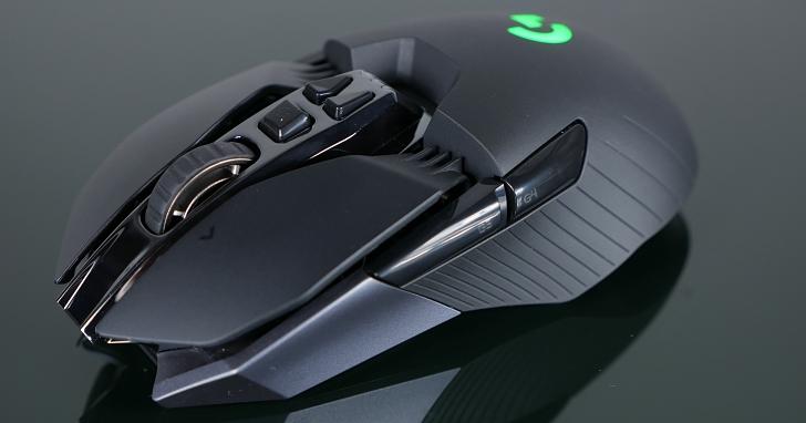 你眼中的滑鼠,也可以如此不凡,屬於專業玩家的電競鼠 - Logitech G900 Chaos Spectrum