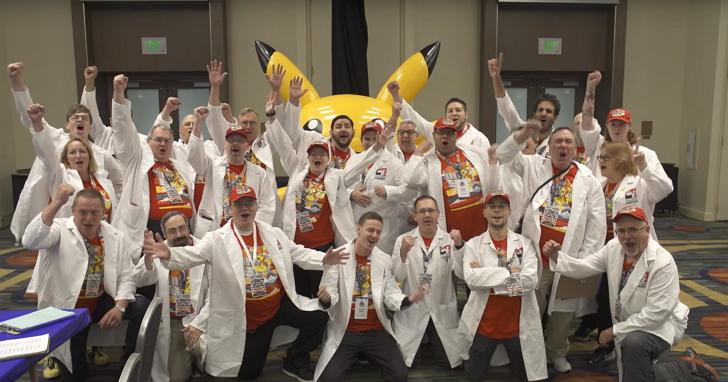 官方認證 2016年度寶可夢世界盃最強訓練師出爐,不過他們玩的不是Pokemon Go