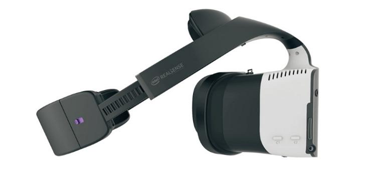 面對HTC Vive、Oculus Rift、PS VR,英特爾推出的VR裝置 Project Alloy 會不會太遲?