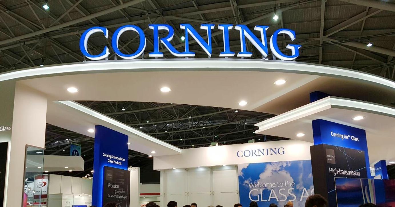 更硬、更大、更強,康寧展出先進玻璃創新技術