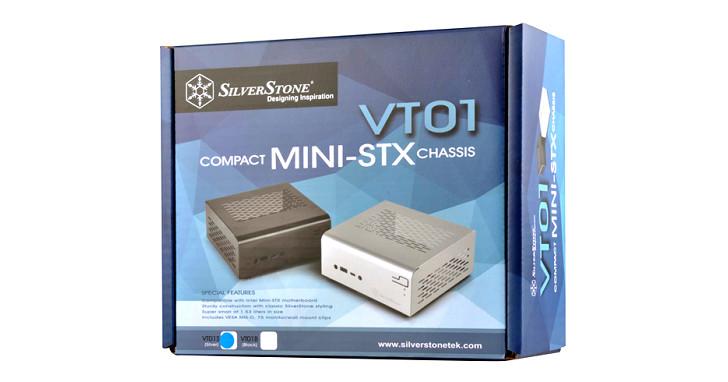 小電腦自己動手裝,SilverStone 正式推出首款 Mini-STX 機殼 VT01