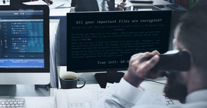 勒索病毒成長172%加遽資安威脅,變臉詐騙及漏洞攻擊對企業威脅最大