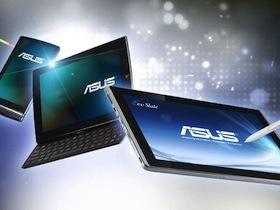 CES 2011:Asus Eee Pad 四款平板一起來
