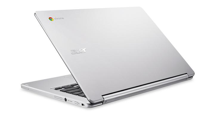 Acer 推出新機 Chromebook R 13,13吋、360度可翻轉螢幕