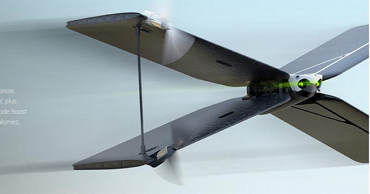 從星際大戰電影中偷學的飛行方式!Parrot 推出全新 X 戰機造型遙控機