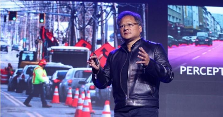 NVIDIA也要進軍自動駕駛領域,選擇與百度共推自動駕駛車平台
