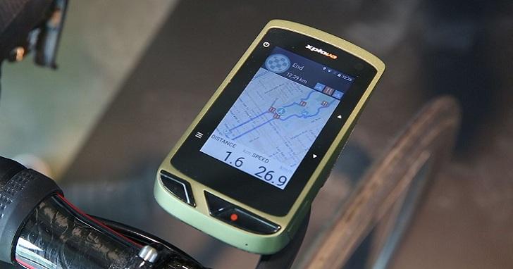騎行專用!可錄影自行車智慧車錶 Xplova X5 開放預購
