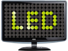 不到八千買 LED + IPS:AOC i2340Ve 螢幕評測