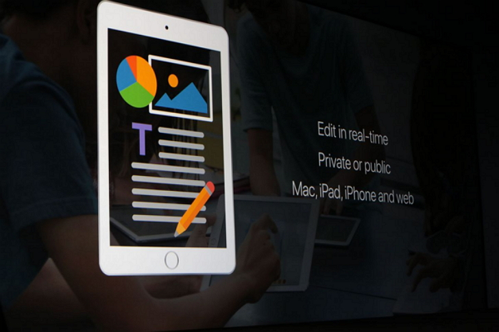 2016蘋果發表會你可能漏掉的一個重點:iWork